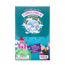 Unicorn Stencil Kit