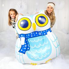 Howling Owl Snow Tube