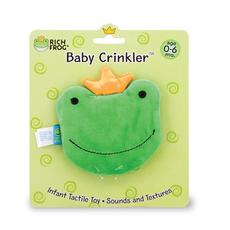 Frog Crinkler