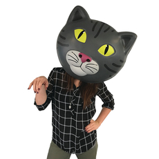 gigantic CAT MASK