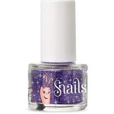 Purple blue nail glitter