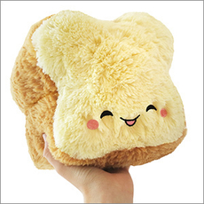 Mini Squishable Loaf of Bread