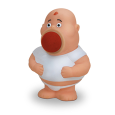 Burpin' Baby Spitball