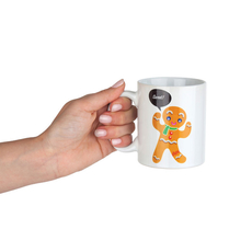 Colour Changing OH SNAP! Cookie Mug