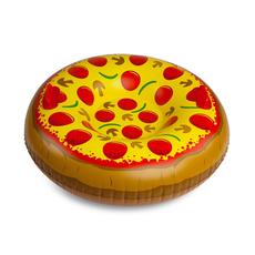 Giant Round Pizza Snow tube