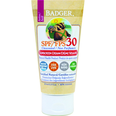 SPF30 Sunscreen Cream - Unscented