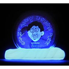 SMALL TIN - Aura - Glow in the Dark