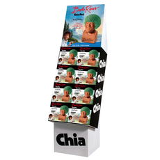 Chia Bob Ross 16 ct. Floor Display