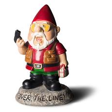 Over the Line! Garden Gnome