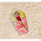 Gigantic Popcorn Beach Blanket