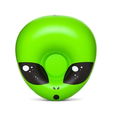Alien Head Pool Float