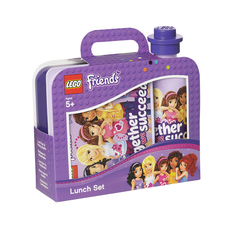 LEGO Friends Lunch Set with Water Bottle
