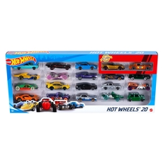 Hot Wheels - Car 20 Gift Pack