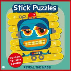 Robot Stick Puzzles