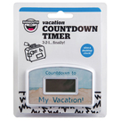 Countdown Clock - Vacation - Beach Theme