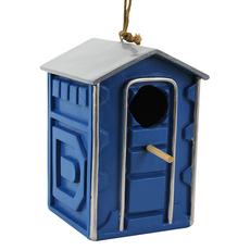 Portable Potty Birdhouse