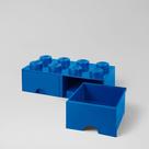 LEGO Storage Drawer 8 Blue