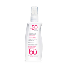 BU SPF50 Alcohol-Free Spray White Sage 98ml