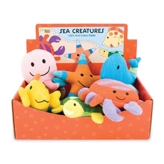 DISPLAY BOX - K'NIT SEA CREATURES