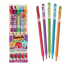 Colored Smencils Sets (of 5)