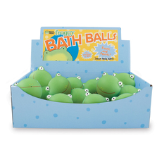 FROGGY BATH BALLS BOX OF 24