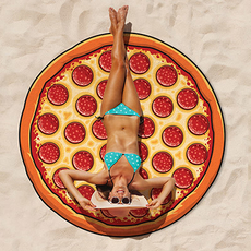 Pizza Beach Blanket