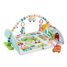 Fisher-Price - Activity City Gym to Jumbo Play Mat