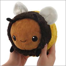 Mini Squishable Fuzzy Bumblebee