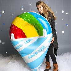 Snow Cone Snow Tube