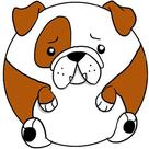 Mini Squishable English Bulldog
