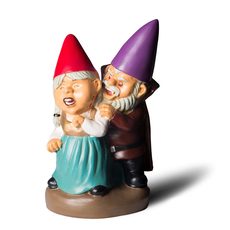 The Vampire Garden Gnomes