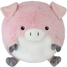 Squishable Pig