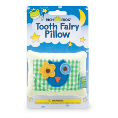 Owl Tooth Fairy Pillow