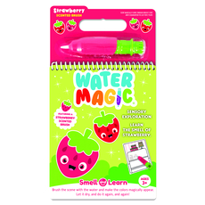 Smell and Learn Water Magic Activity - Strawberry
