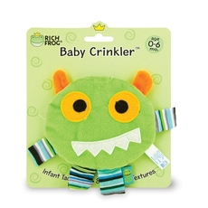 Baby Monster Crinkler