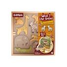 What I Like - Safari Story Box Playset