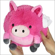 Mini Squishable Flying Pig