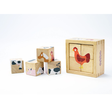 Buddy Blocks - Farm Animals