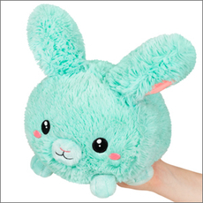 Mini Fluffy Bunny - Mint