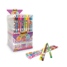 Coloured Smencils Sets (of 10)