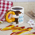 The Hawt Dog Coffee Mug