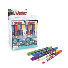 Avenger Sketch & Sniff Gel Crayons Sets (of 5)